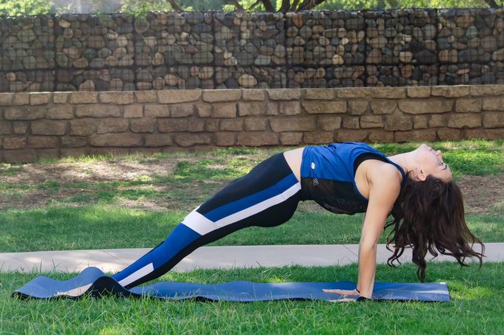 Yoga for Strong Abs & Arms – Free Printable PDF   Yoga ...