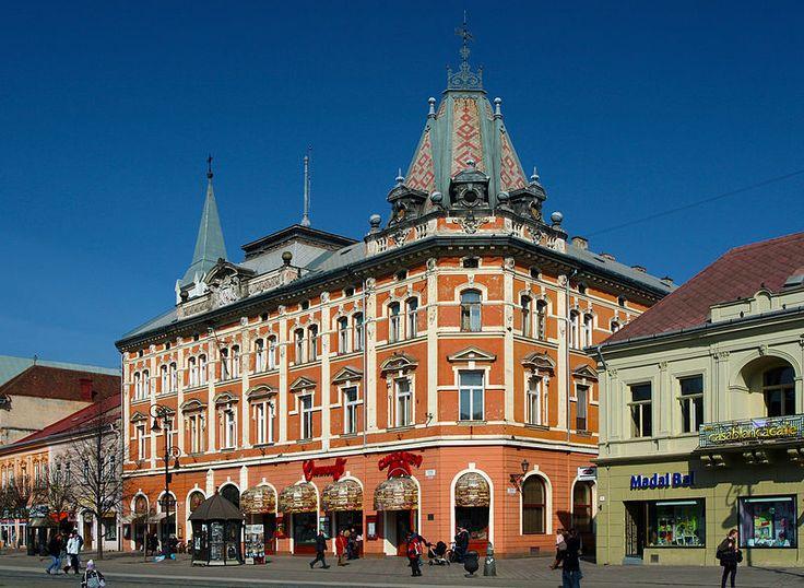 Andrášiho palác, Kosice