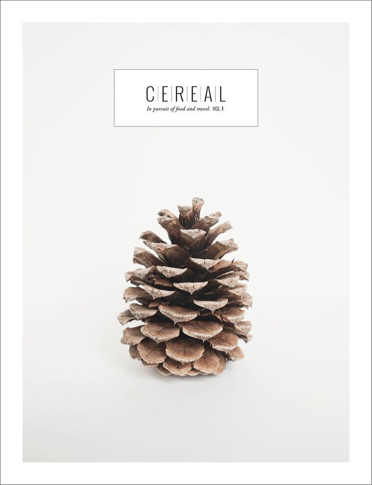 #CEREAL #Magazine #Issue1