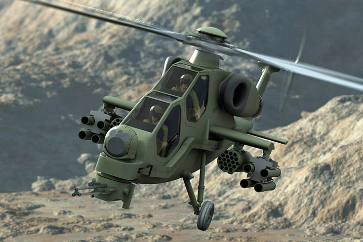 Turkey to Begin Attack Helicopter Production Next Year
