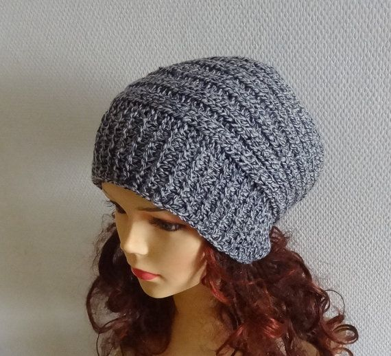 Winter Hat  Hand Knit Hat  Winter Accessories  Slouchy by Ifonka