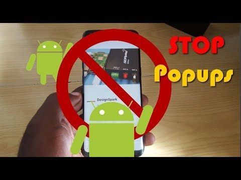 Easily Remove or Stop Popup Ads on Android Smartphones 100