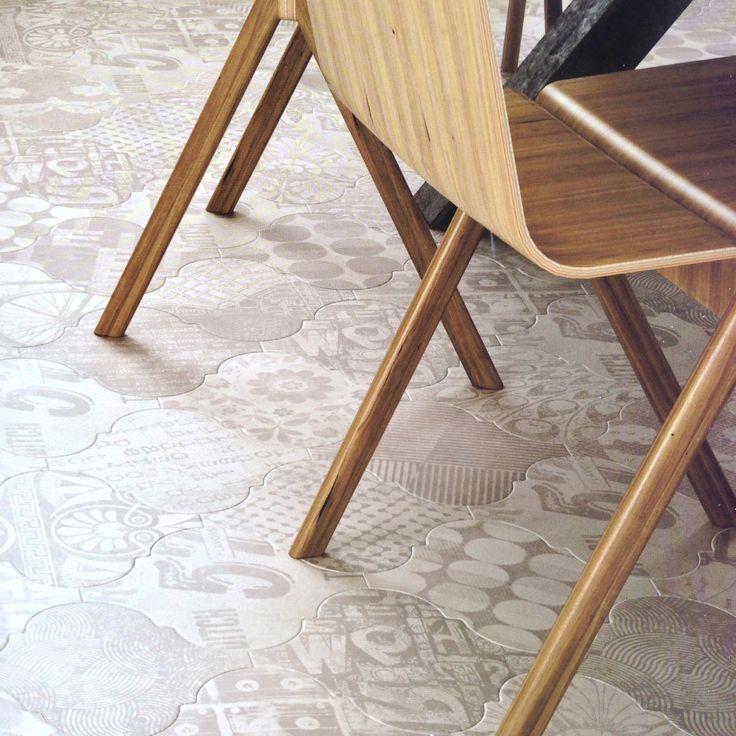 #anticatile #terraverre #essentialsofdesign #porcelain #tile #interiordesign #interiordecorating #floortile #walltile #tile #pattern #design #toronto #ontario #arabesque