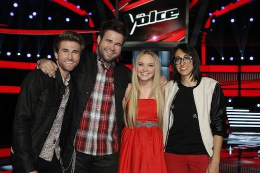 "It's the final opportunity for the Top 3 from Season 4 of ""The Voice"" to prove to America they're worthy of the victory. Who will prove they're the deserving champ: Danielle Bradbery, Michelle Chamuel or The Swon Brothers? Follow along with our live blog!"
