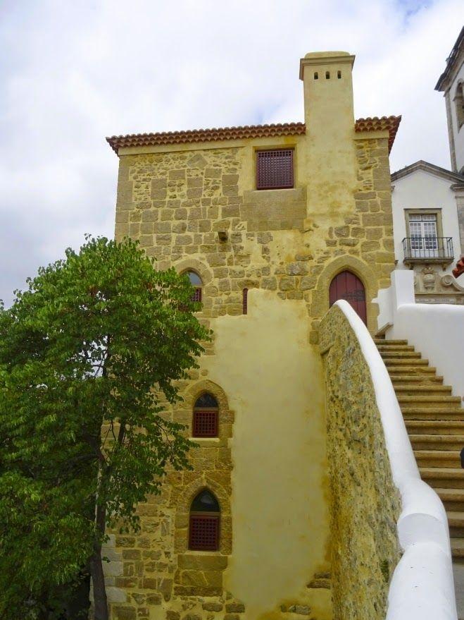 Torre de Anto, Coimbra, Portugal