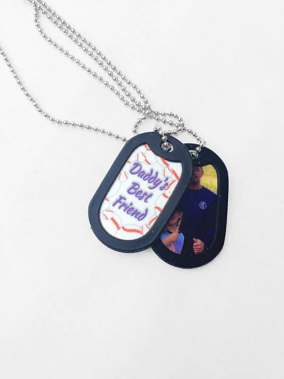 Dog Tags Personalized  Dog Tag Necklace  Dog Tags  Silencer