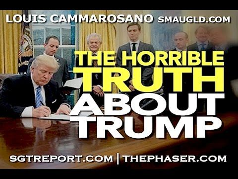 Trump just killed the secretive globalist TPP trade agreement today. Louis Cammarosano from Smaulgld.com joins me to expose the horrible truth about Donald T...