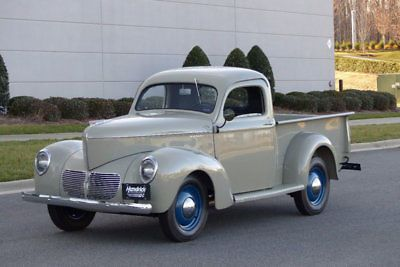 1940 Willys Overland