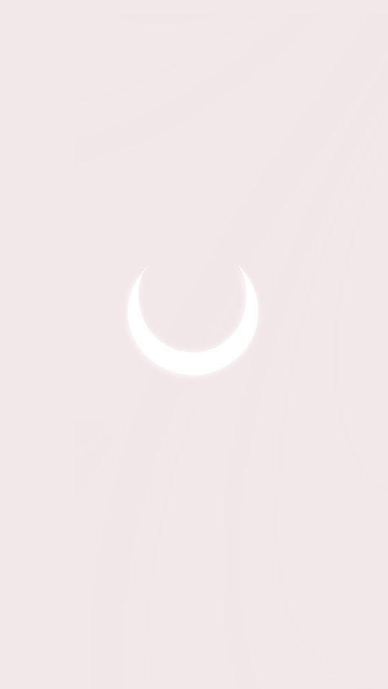 Crescent Moon iPhone Wallpaper by LaCorpse.deviantart.com on @DeviantArt