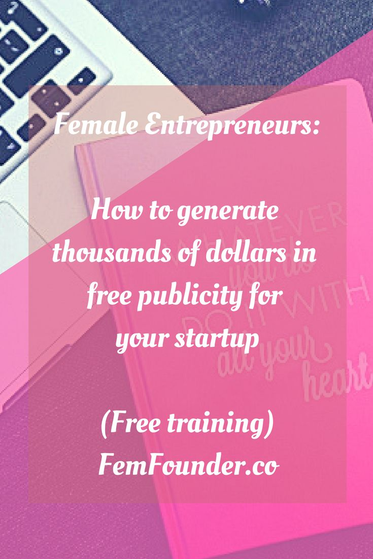 If you're like most entrepreneurs, you probably don't have a PR background and don't know how to secure media coverage for your business. That's okay because I'm holding a free live training that will help you secure publicity in just about any magazine, website, or television show. Click through to reserve your spot now!