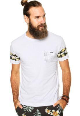Camiseta Onbongo Malaui Branca