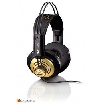 Stúdiófelszereléseink között számos típusú fejhallgató megtalálható!  http://www.hangszerarzenal.net/studiotechnika/akg-k121-studio