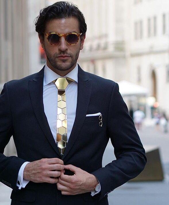 Men S Fashion Hex Tie Ties Pinterest Metals Ties