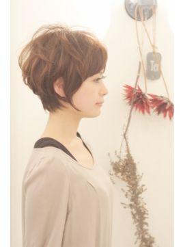ガーデンヘアー Garden hair ヘアスタイル:SHORT ホットペッパービューティー