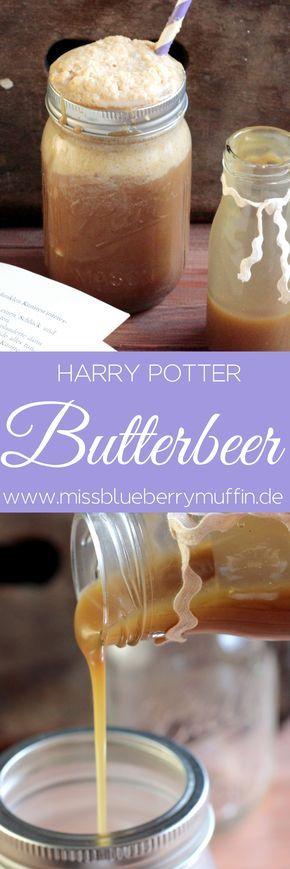 Mein Rezept für Butterbier // Harry Potter Butterbeer <3