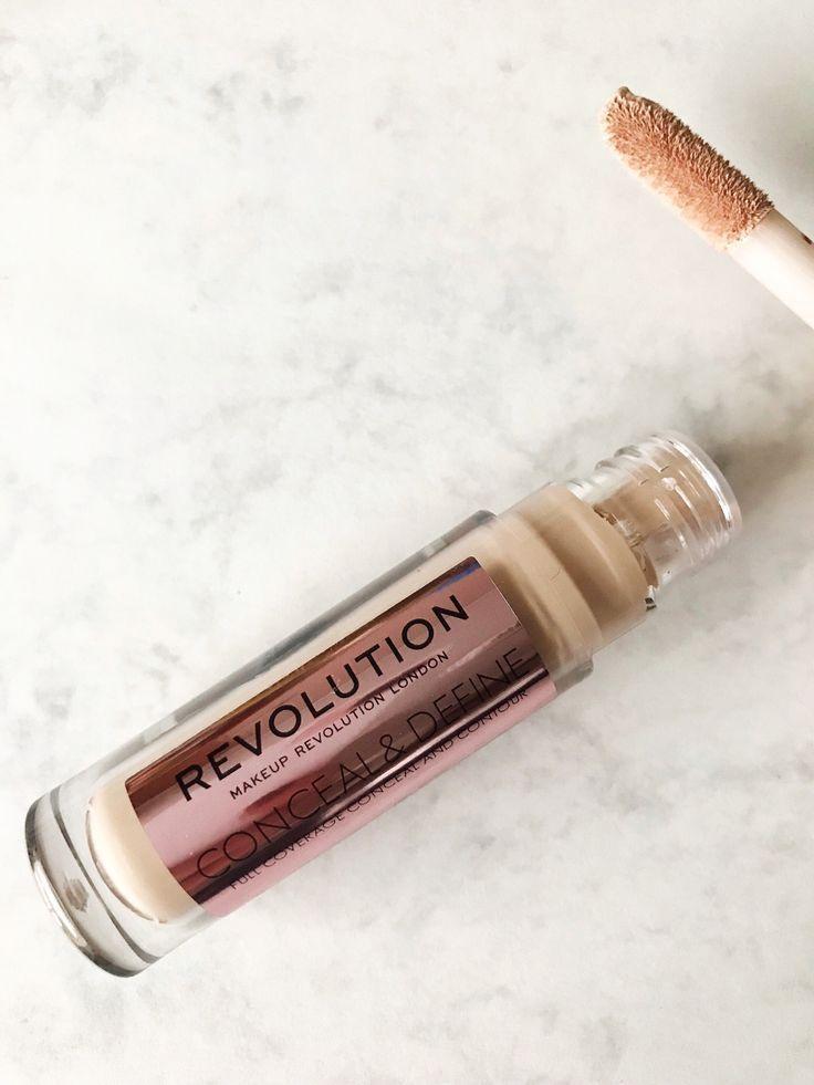 Makeup Revolution Concealer und Define Concealer   – obsessed ♥