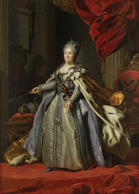 Imperial Splendour: Catherine II & Her Jewellery | Sotheby's