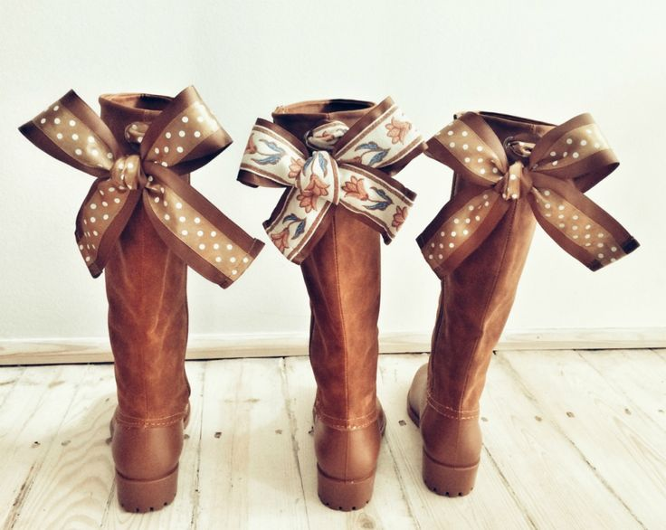 camel wellies, wellingtons, rain boots, bow, Rubberies