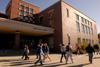 ScholarWorks at Albertsons Library provides open access to scholarship at Boise State