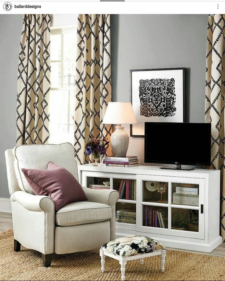 ballarddesigns instagram january 2017  living room decor