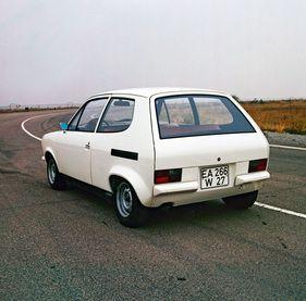 VW EA266 prototype