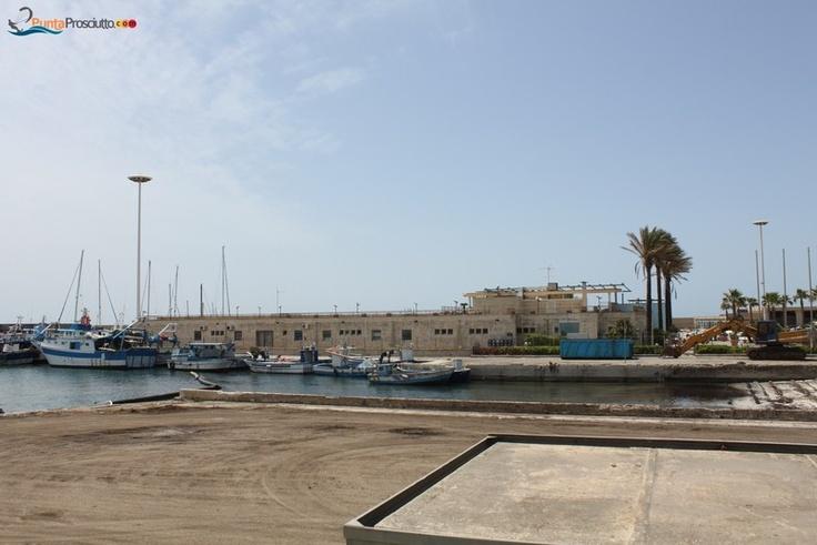 Harbor of Campo Marino, Salento, Puglia
