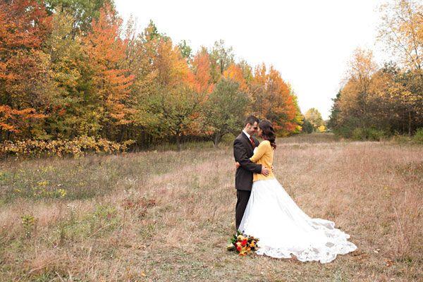 Осенняя свадьба - Идеи / фотоуроки - HappyShurik.ru