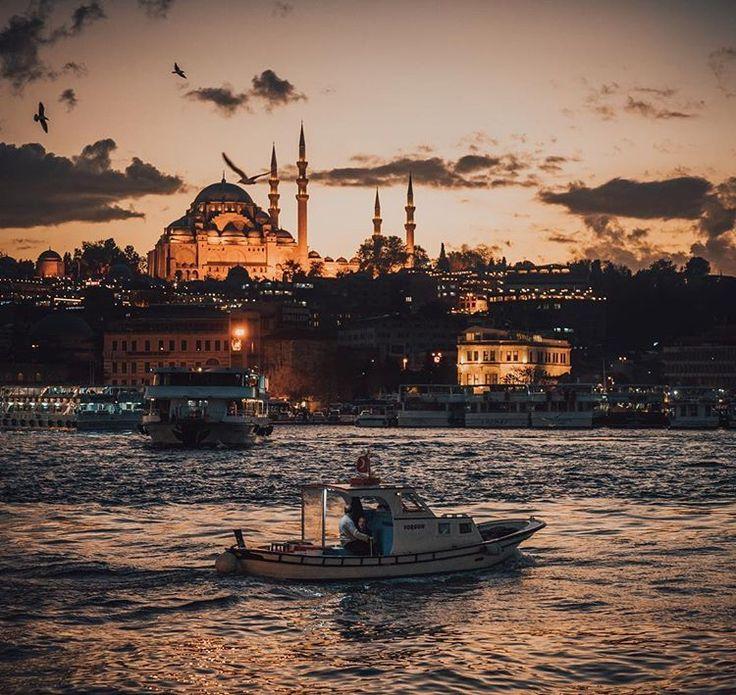 İstanbul by ilkinkaracan