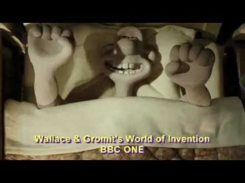 Harry Hill's TV Burp - Wallace & Gromit's World of Invention - 27/11/2010