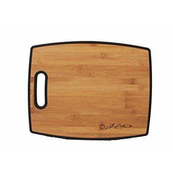 Schneidbrett/ Schneidebrett Coninx Duce - Schneidebretter Holz un weiss - Tranchierbrett 305 x 380 x 15 mm - Schneidbretter: Amazon.de: Küche & Haushalt