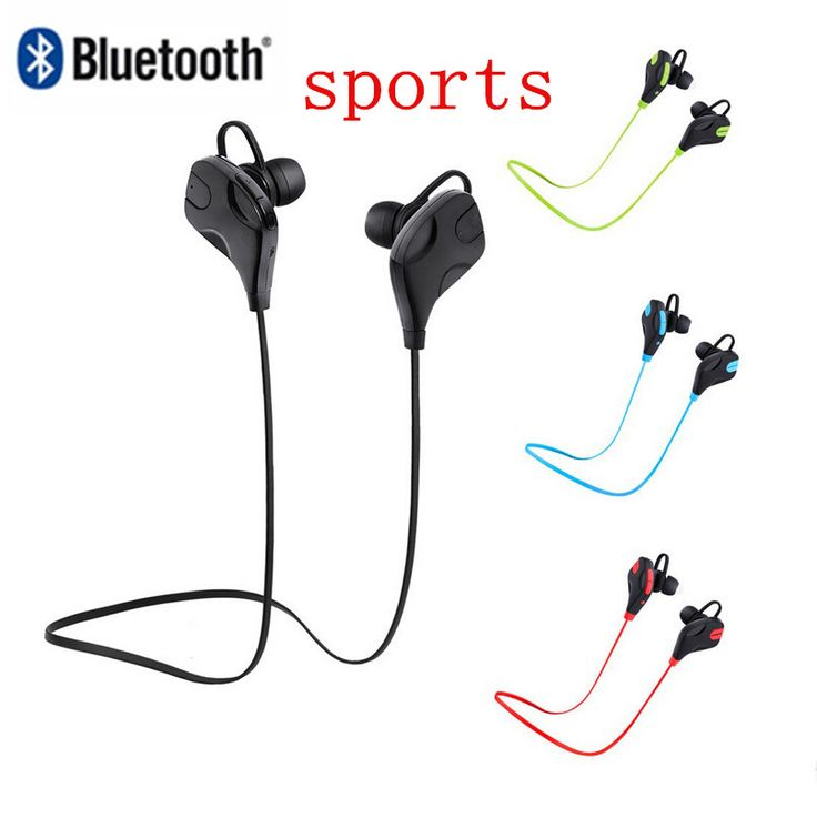 >> Click to Buy << Hotsale sports wireless bluetooth 4.1 EDR headphones stereo earphones headset with Mic calls earbuds for iPhone 7 Android Phone #Affiliate