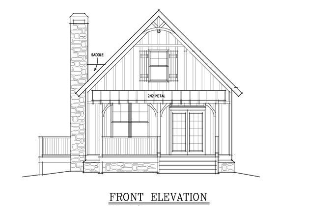 25 best ideas about cabin plans with loft on pinterest for Fish camp house plans