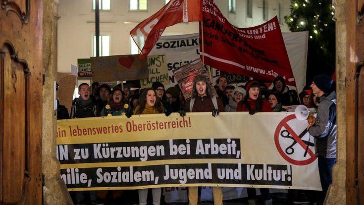 Streit um das Sozialbudget eskaliert: Stelzer entsendet Sonderbeauftragten | Nachrichten.at
