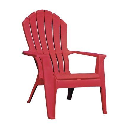 Adams Resin Adirondack Chair (8371-95-3900) - Ace Hardware