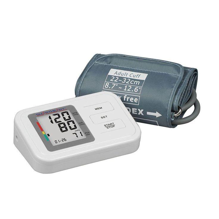 Veridian Healthcare SmartHeart Automatic Digital Arm Blood Pressure Unit