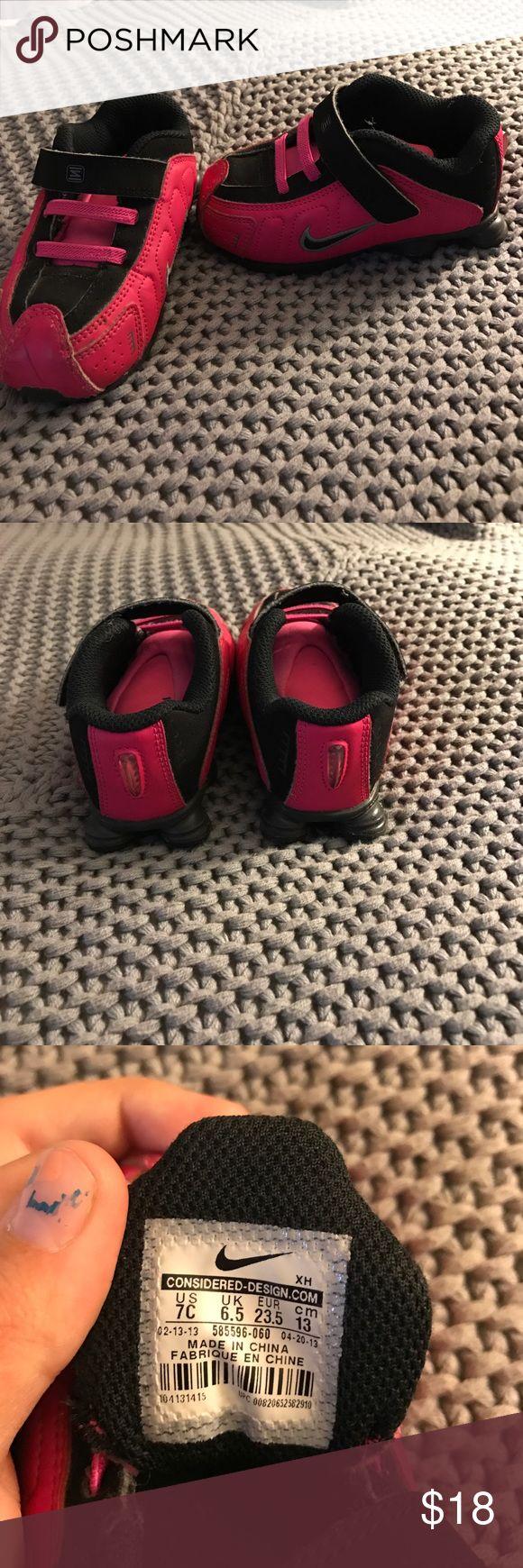 Nike shocks Kids size 7c. Nike Shoes Sneakers