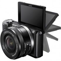 Looking for the best cheap video camera? Check out the Sony a5000 which can now be had for under $300 with a lens!