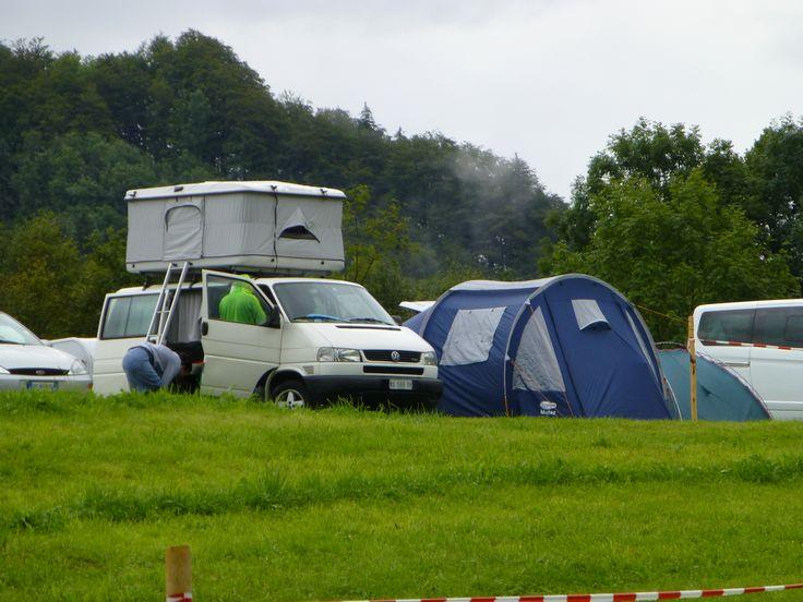 findet direkt in fußnähe zu unserem Campingplatz statt... einige der Profis haben sich bei uns eingemietet - Jahr für Jahr