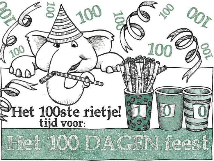 100 Dagen Rekenproject – SlimmeKleuters