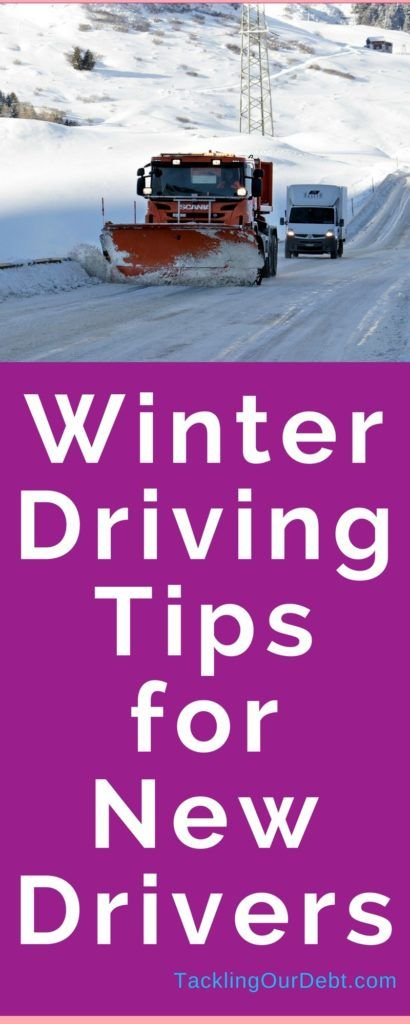 Winter driving tips for new drivers is a very important topic in Canada, because unlike other areas around the world, winter isn't something that happens gradually in Canada. And new drivers may feel quite nervous about driving on snowy icy roads. Click thru to learn more about winter driving tips for new drivers.