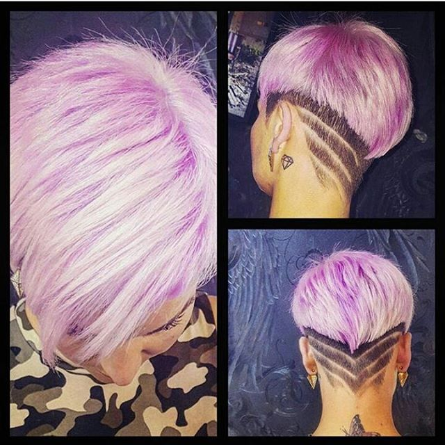 13 best haare images on pinterest short hairstyle hair color and hair style. Black Bedroom Furniture Sets. Home Design Ideas
