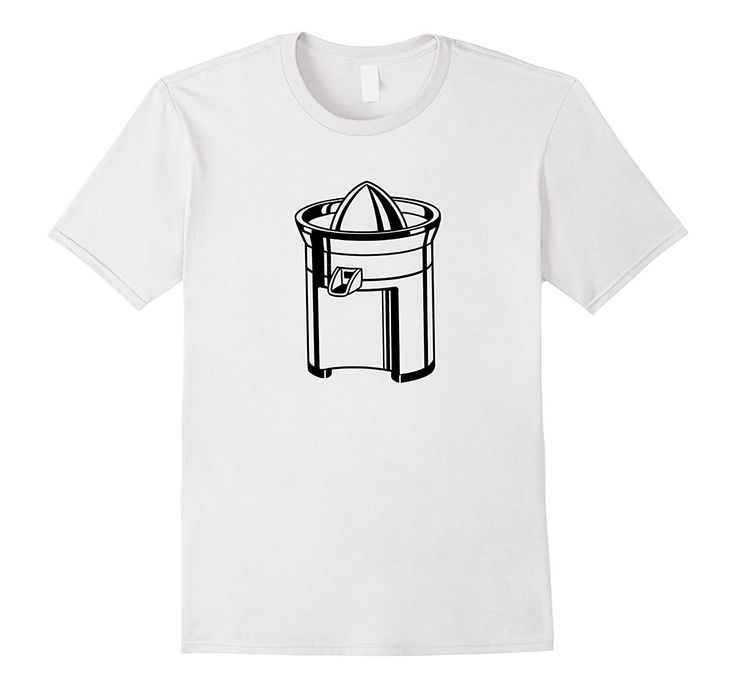 Retro Electric Juicer T-Shirt