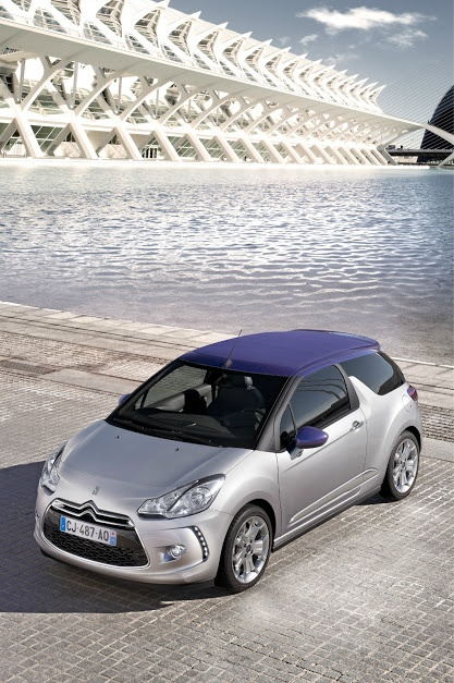 The Citroen DS3 Cabriolet #carleasing deal | One of the many cars and vans available to lease from www.carlease.uk.com