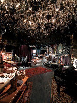 John Varvatos store NYC