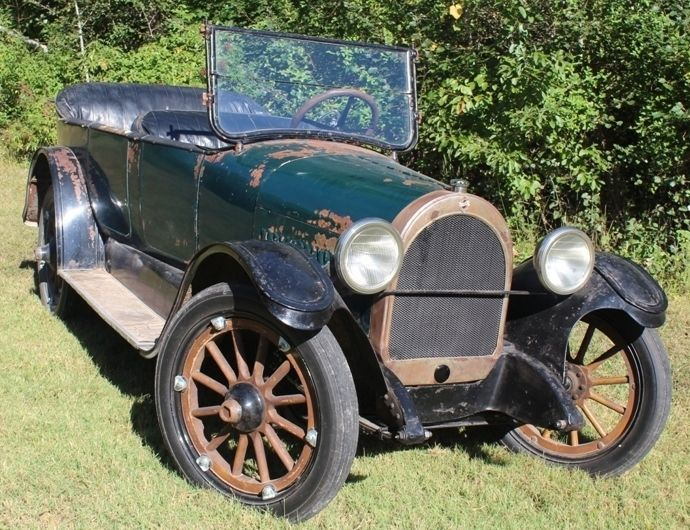 1918 Oldsmobile Model 45a Club Roadster Autos Antiguos
