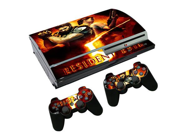 >> Click to Buy << New Arrvial Resident Evil Skin Sticker For PS3 fat Controller and Console Wrap Cover For Play Station 3 fat For Ps3 fat #Affiliate