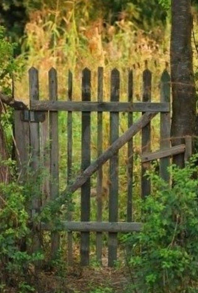 Pin By Funkyz On Junk Journal With Images Garden Gate Design