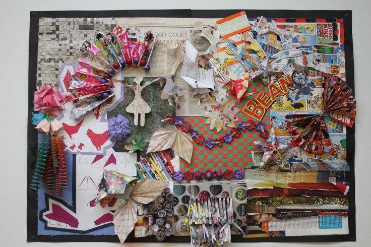 DESIGN RESEARCH - PAPER MANIPULATION Morrisons Academy