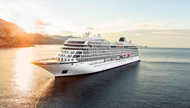 Viking Takes Delivery of their 4th Ocean Cruise Ship: https://cruisefever.net/viking-takes-delivery-4th-ocean-cruise-ship/
