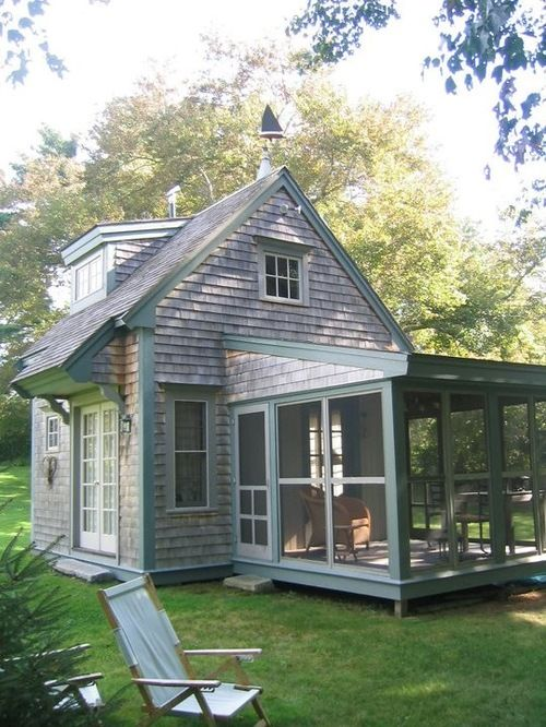 Tiny Cottages Home Design Ideas, Pictures, Remodel And Decor Part 61